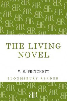 The Living Novel av V. S. Pritchett (Heftet)