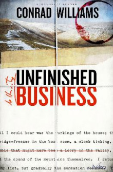 Unfinished Business av Conrad Williams (Heftet)