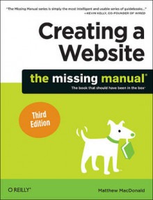 Creating a Website: The Missing Manual av Matthew MacDonald (Heftet)