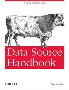 Data Source Handbook av Pete Warden (Heftet)