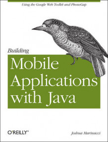 Building Mobile Applications with Java av Joshua Marinacci (Heftet)