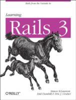 Learning Rails 3 av Simon St.Laurent, Edd Dumbill og Eric J. Gruber (Heftet)