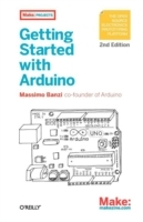 Getting Started with Arduino av Massimo Banzi (Heftet)