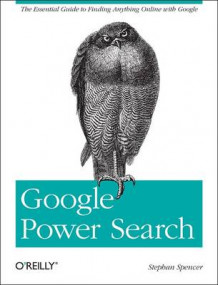 Google Power Search av Stephan Spencer (Heftet)