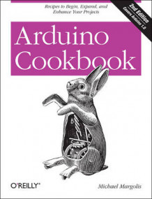 Arduino Cookbook av Michael Margolis (Heftet)