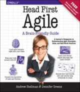 Omslag - Head First Agile