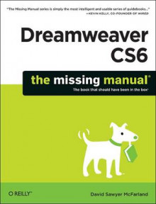 Dreamweaver CS6: The Missing Manual av David Sawyer Mcfarland (Heftet)