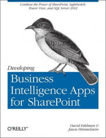 Developing Business Intelligence Apps for SharePoint av David Feldman og Jason Himmelstein (Heftet)