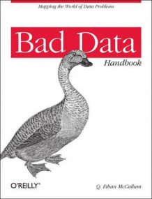 Bad Data Handbook av Q. Ethan McCallum (Heftet)