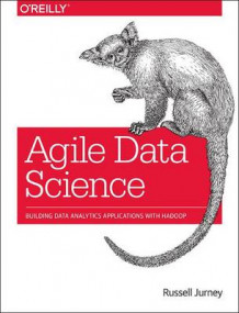 Agile Data Science av Russell Jurney (Heftet)