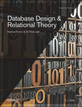Omslag - Database Design and Relational Theory