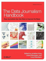 Omslag - The Data Journalism Handbook