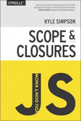 Omslag - You Don't Know JS : Scope and Closures