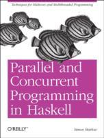 Omslag - Parallel and Concurrent Programming in Haskell