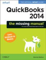 QuickBooks 2014: The Missing Manual av Bonnie Biafore (Heftet)