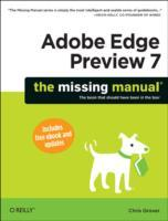 Adobe Edge Animate Preview 7: The Missing Manual av Chris Grover (Heftet)