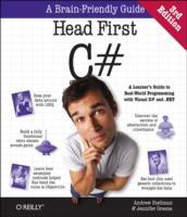 Head First C# av Jennifer Greene og Andrew Stellman (Heftet)