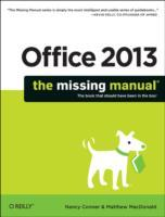 Office 2013: The Missing Manual av Nancy Conner og Matthew MacDonald (Heftet)