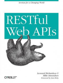RESTful Web APIs av Leonard Richardson, Mike Amundsen og Sam Ruby (Heftet)