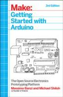 Getting Started with Arduino av Massimo Banzi og Michael Shiloh (Heftet)