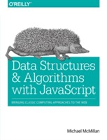 Data Structures and Algorithms with JavaScript av Michael McMillan (Heftet)