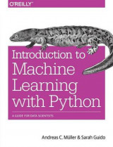 Omslag - Introduction to Machine Learning with Python