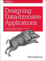 Omslag - Designing Data-Intensive Applications