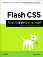 Flash CS5: The Missing Manual av Chris Grover (Heftet)