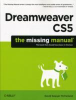 Dreamweaver CS5: The Missing Manual av David Sawyer Mcfarland (Heftet)