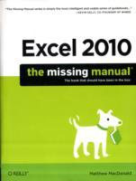 Excel 2010: The Missing Manual av Matthew MacDonald (Heftet)