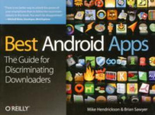Best Android Apps av Mike Hendrickson og Brian Sawyer (Heftet)