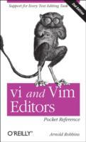 vi and Vim Editors Pocket Reference av Arnold Robbins (Heftet)