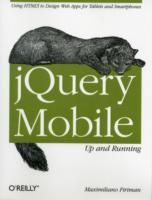 jQuery Mobile: Up and Running av Maximiliano Firtman (Heftet)