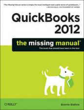 QuickBooks 2012: The Missing Manual av Bonnie Biafore (Heftet)