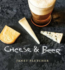 Cheese & Beer av Janet Fletcher (Innbundet)