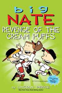 Big Nate: Revenge of the Cream Puffs av Lincoln Peirce (Heftet)