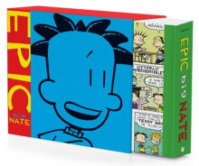 Epic Big Nate av Lincoln Peirce (Innbundet)