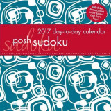 Omslag - Posh: Sudoku 2017 Day-To-Day Calendar