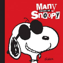 Many Faces of Snoopy av Charles M. Schulz (Innbundet)