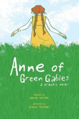 Omslag - Anne of Green Gables