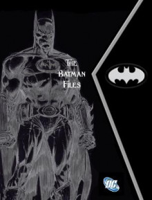 The Batman Files av Matthew Manning (Heftet)