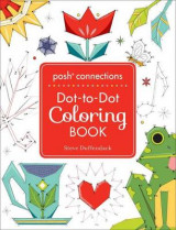Omslag - Posh Connections a Dot-to-Dot Coloring Book for Adults