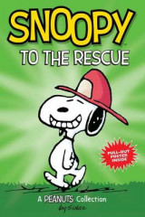 Omslag - Snoopy to the Rescue