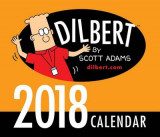 Omslag - Dilbert 2018 Day-to-Day Calendar