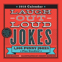 Laugh out Loud 2018 Day-to-Day Calendar av Rob Elliott (Kalender)