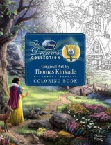 Omslag - Disney Dreams Collection Thomas Kinkade Studios Coloring Book
