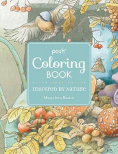 Posh Adult Coloring Book: Inspired by Nature av Marjolein Bastin (Heftet)