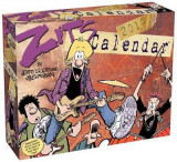 Omslag - Zits 2019 Day-to-Day Calendar
