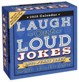 Omslag - Laugh-Out-Loud Jokes 2020 Day-to-Day Calendar