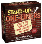 Omslag - Stand-Up One-Liners 2020 Day-to-Day Calendar